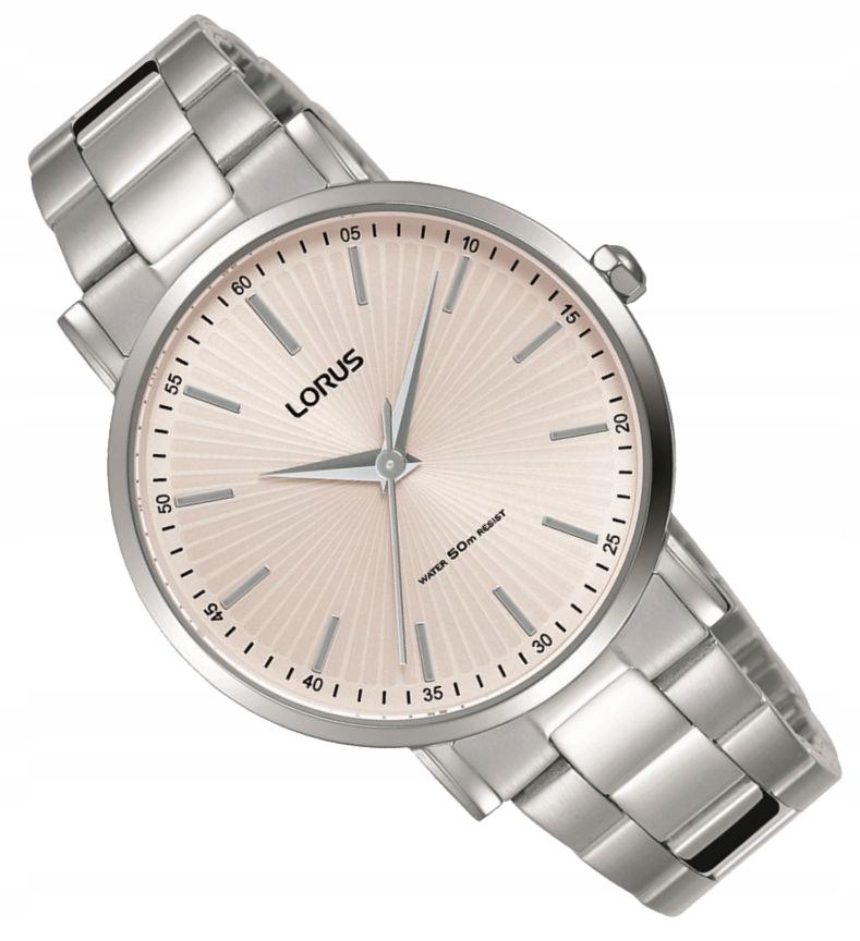 Zegarek damski na bransolecie Lorus RG221QX9
