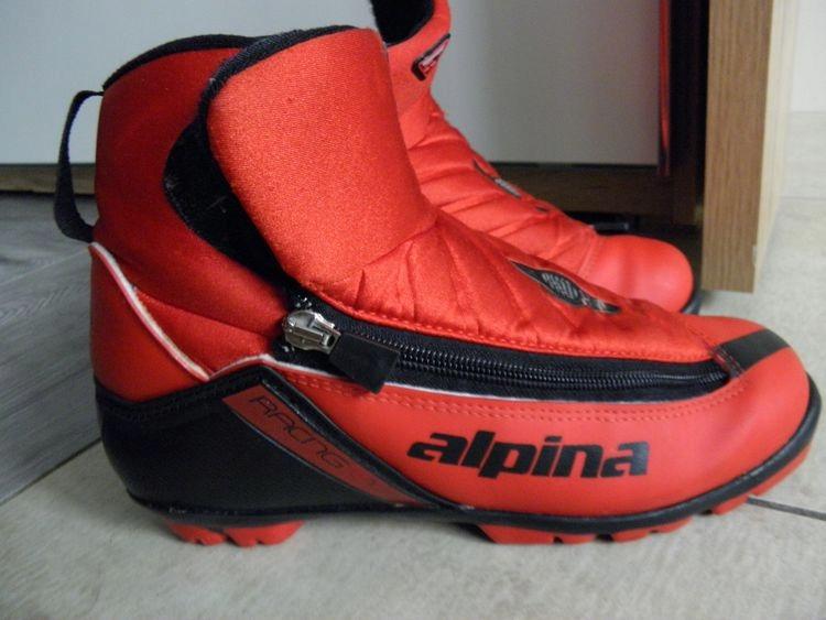 Buty do nart biegowych 39 ALPINA NNN wkł. 25cm