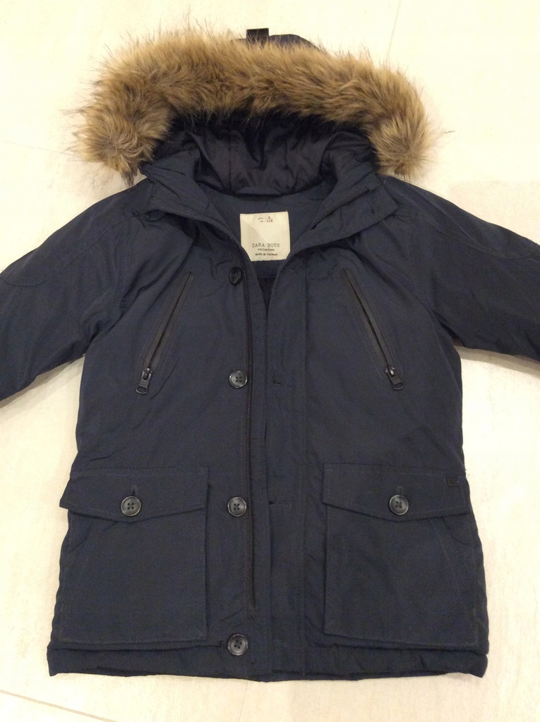 kurtka zimowa 116 zara