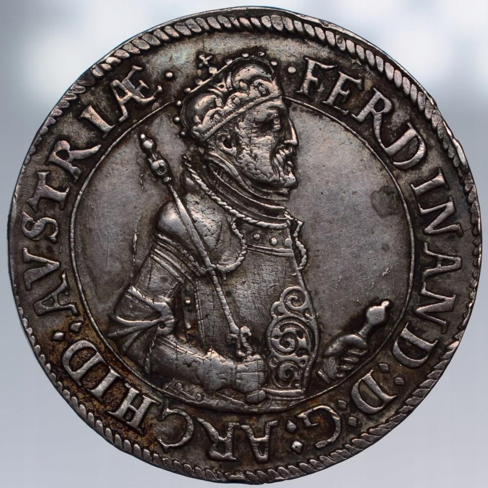 1564-1595 Austria Ferdynand II - talar bez daty