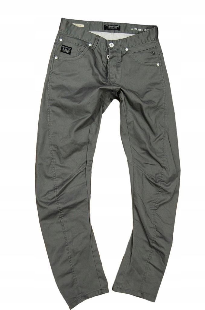 Nowe oryginalne spodnie JACK & JONES