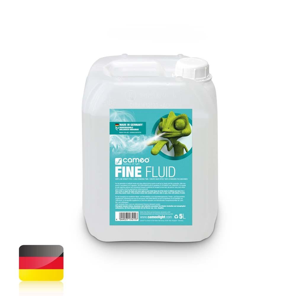 Płyn do wytwarzania mgły Cameo FINE FLUID 5L