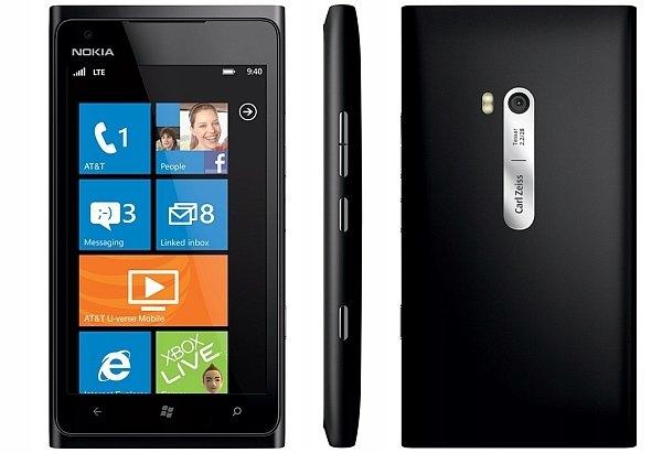 Nowa Nokia Lumia 900 Windows 16gb Carl Zeiss 8438627112 Oficjalne Archiwum Allegro