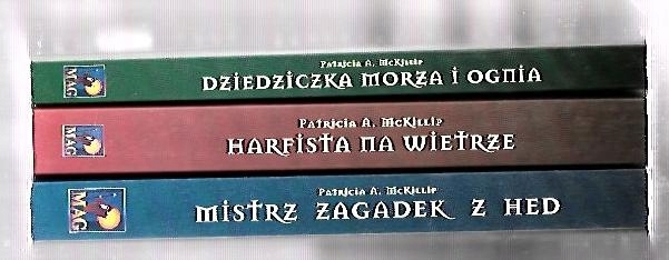 McKillip Trylogia mistrz zagadek /1363