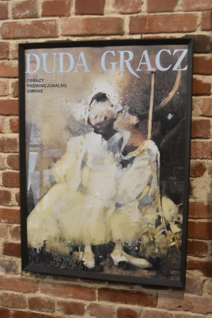 obraz plakat Jerzy Duda-Gracz