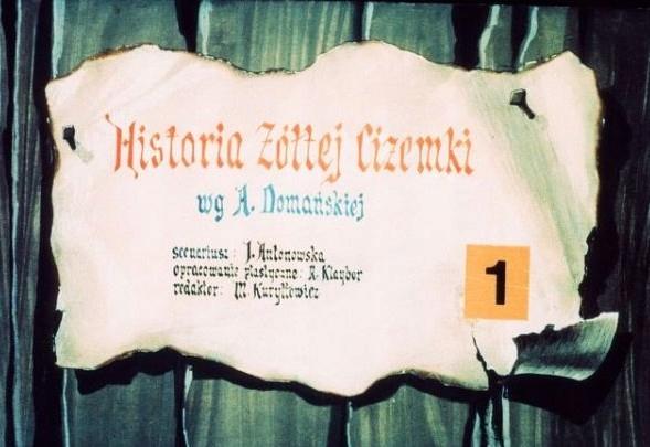 HISTORIA ŻÓŁTEJ CIŻEMKI - cz. 1 i 2 ...