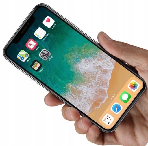 APPLE IPHONE X 256GB GRAY / Brak FACE ID