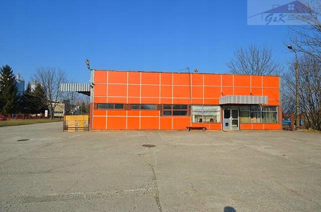 Magazyn Przemyśl, 666,40 m²