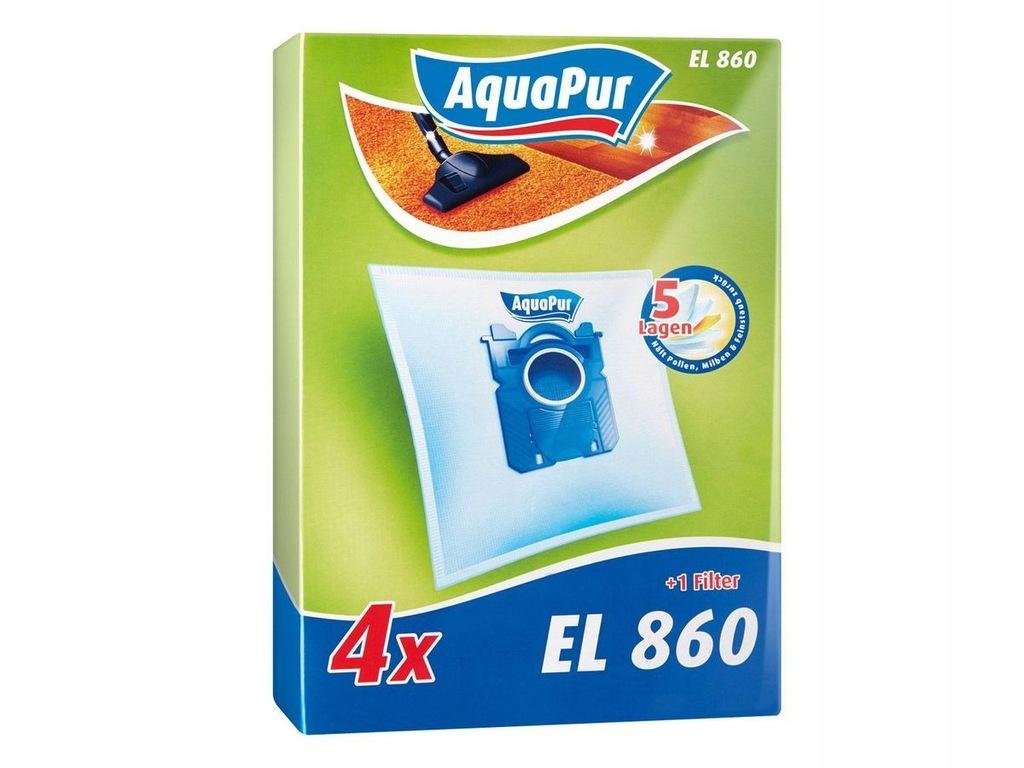 worek do odkurzacza 5szt W5 EL860 AEG Elektolux