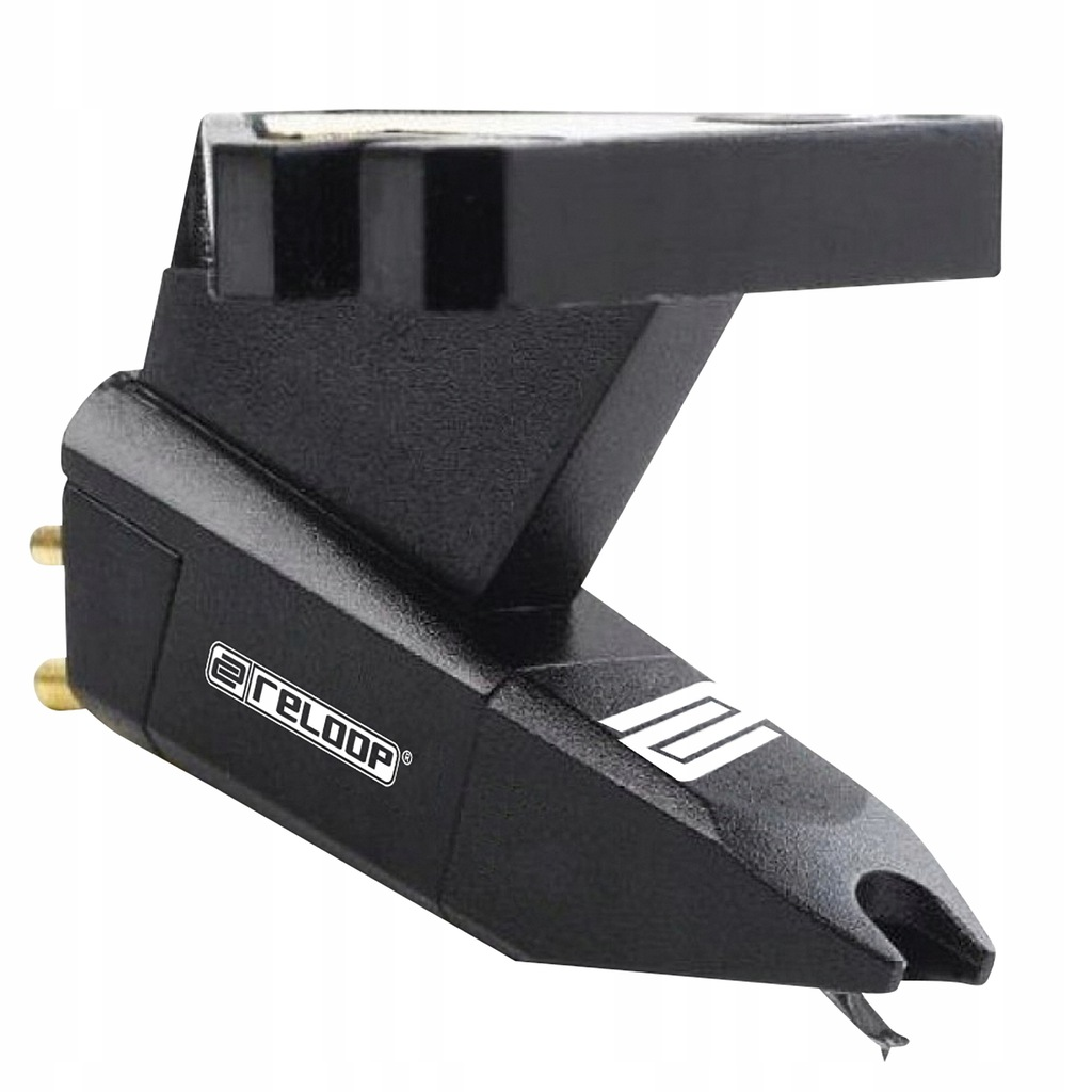 System gramofonowy Reloop OM Black Ortofon igła
