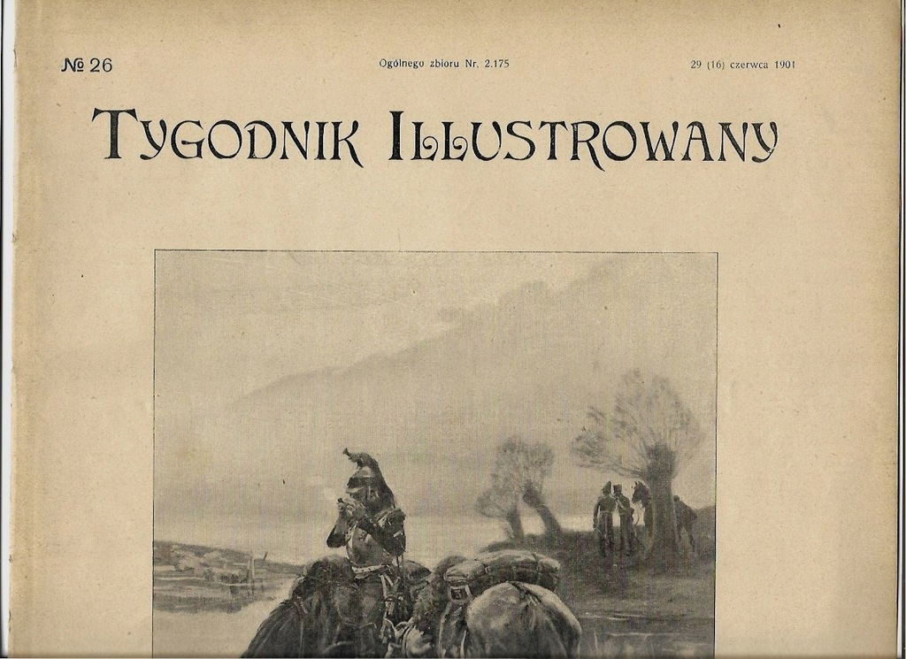 1901 26 Pułaski Gardet Rapacki LUBLIN