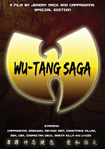 DVD Wu-Tang Clan Wu-Tang Saga