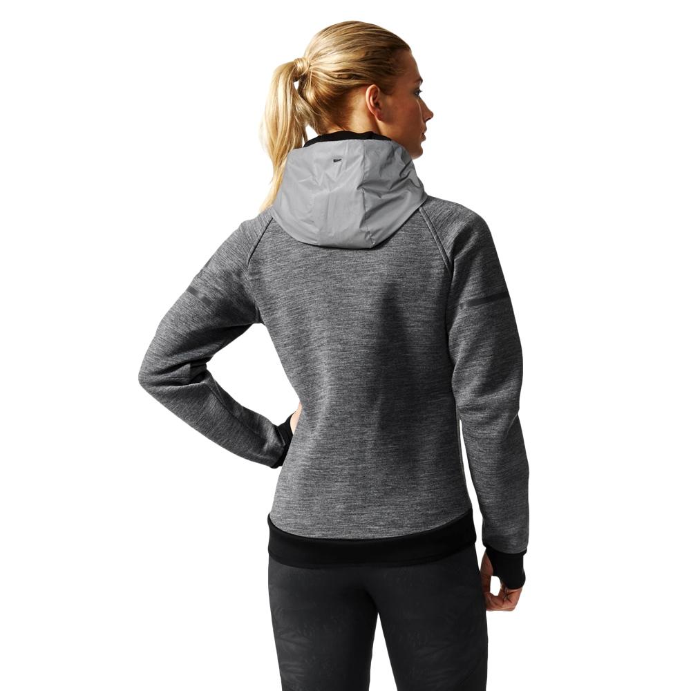 Bluza Adidas AI0966 damska ocieplana do biegania S