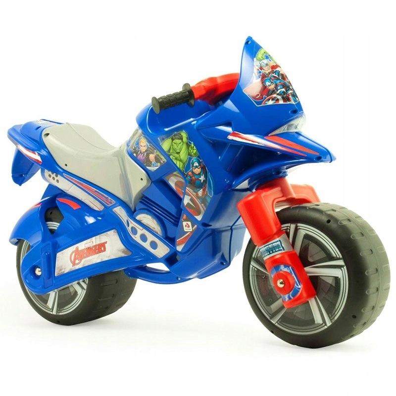 INJUSA Duży Motor Biegowy Jeździk Dla Dzieci Aveng