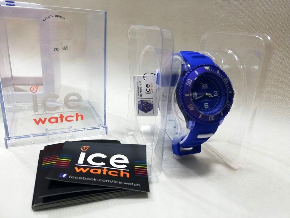 Zegarek Ice Watch Niebieski NIEUŻYWANY