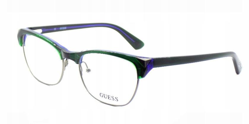 Okulary GUESS GU2493 zerówki oprawki