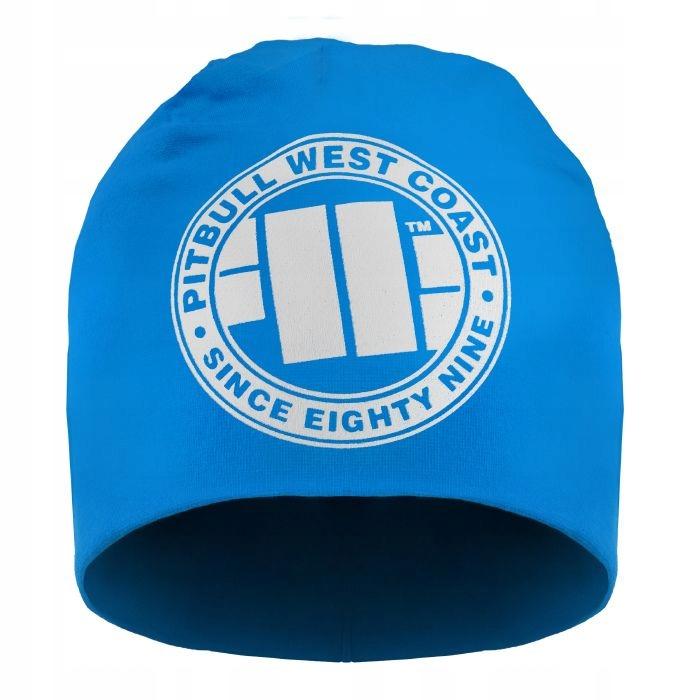 Czapka Pit Bull Big Logo 18 - Niebieska