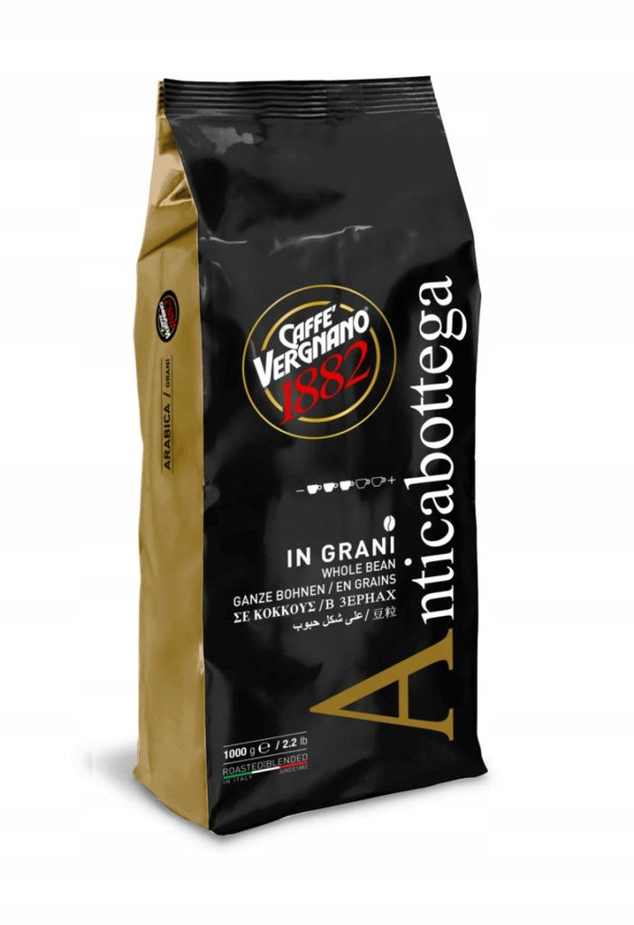 Vergnano Antica Bottega 1 kg kawa ziarnista