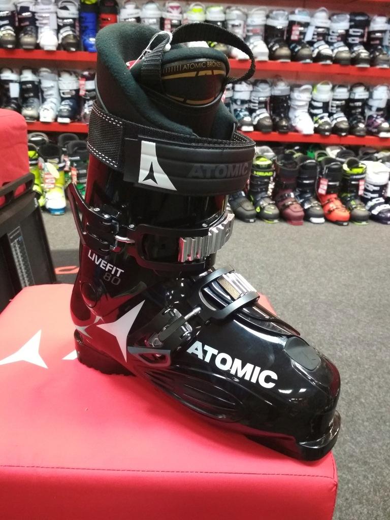 Buty narciarskie Atomic Livefit 80 27/27.5