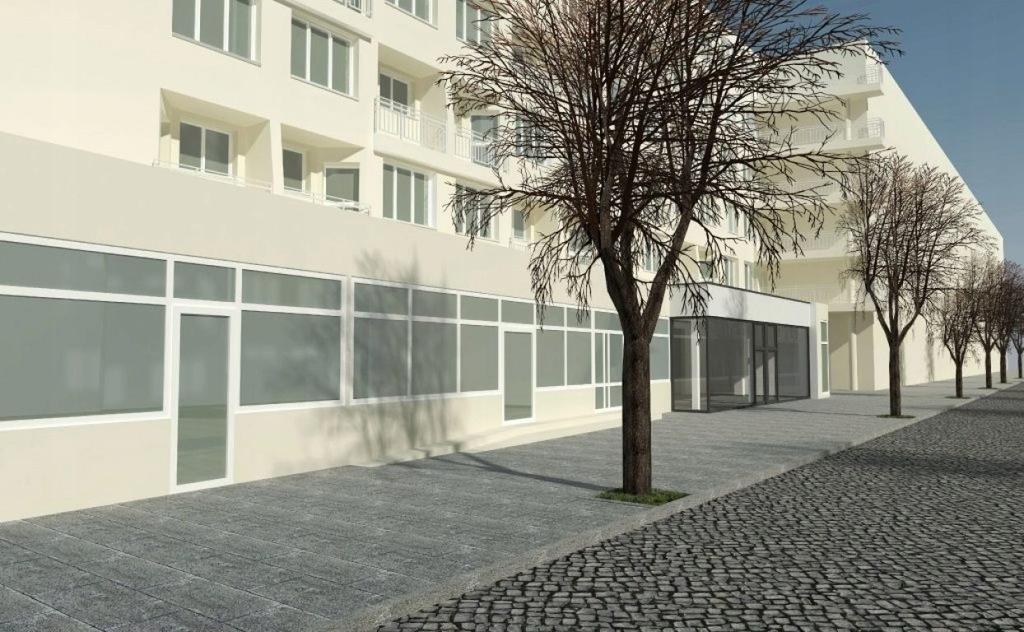 Komercyjne, Gdynia, Kamienna Góra, 80 m²