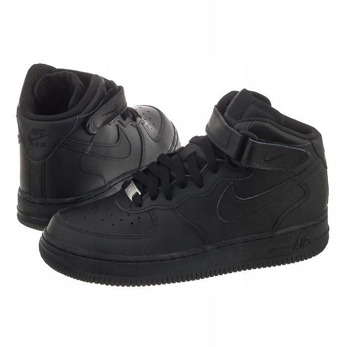 Buty Damskie Nike AIR Force 1 Mid (GS) 314195 004
