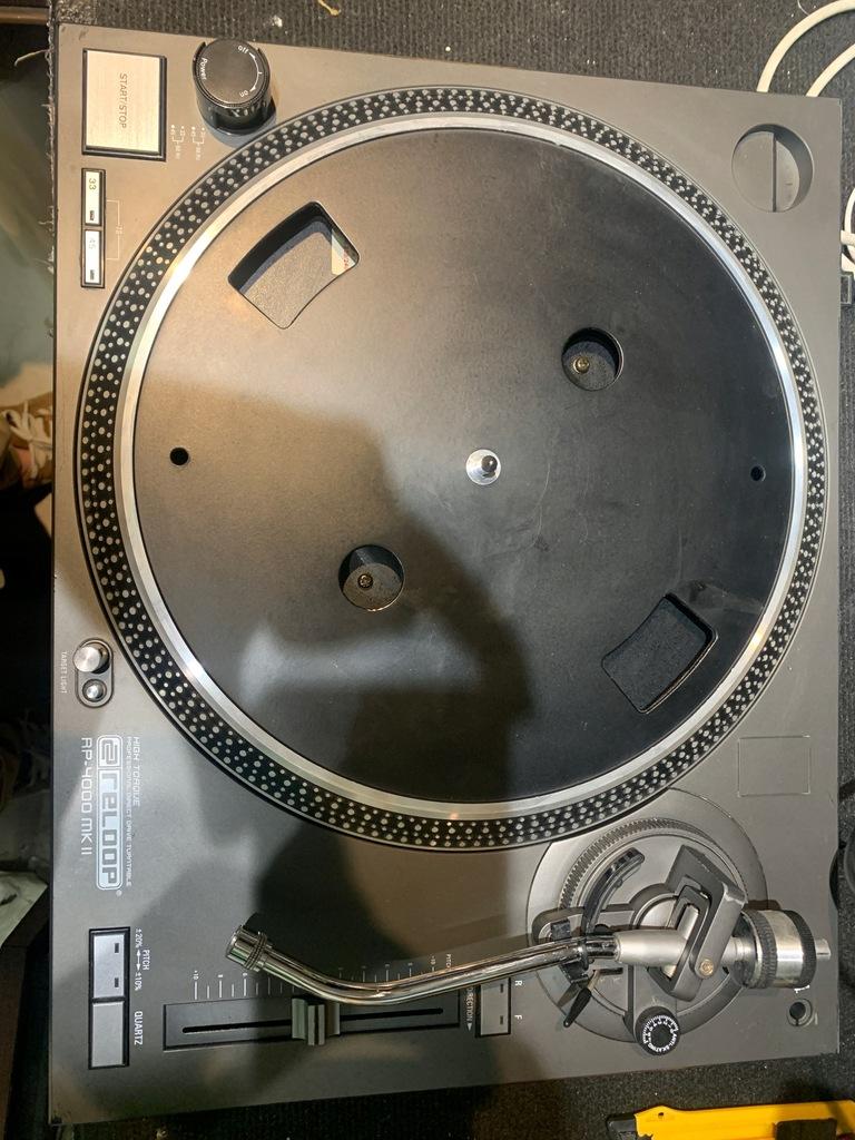 Gramofon Reloop RP4000 MKII