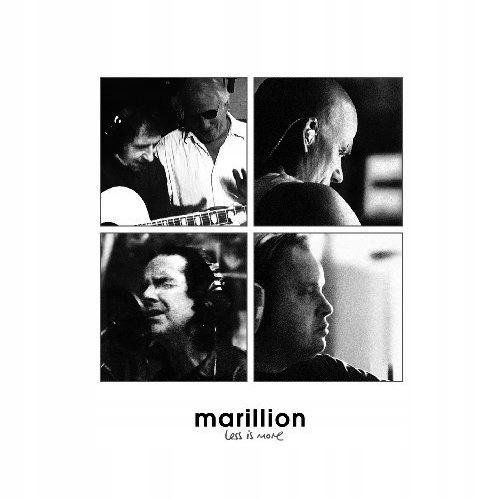 MARILLION Less Is More _AKUSTYCZNY ALBUM Nastrój !