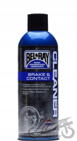 PŁYN BEL-RAY BRAKE & CONTACT CLEANER SPRAY 400