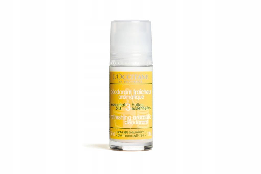 L'Occitane Dezodorant odświeżający Aromakologia