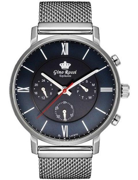 Zegarek Męski Gino Rossi EXCLUSIVE CHONOGRAF E6182