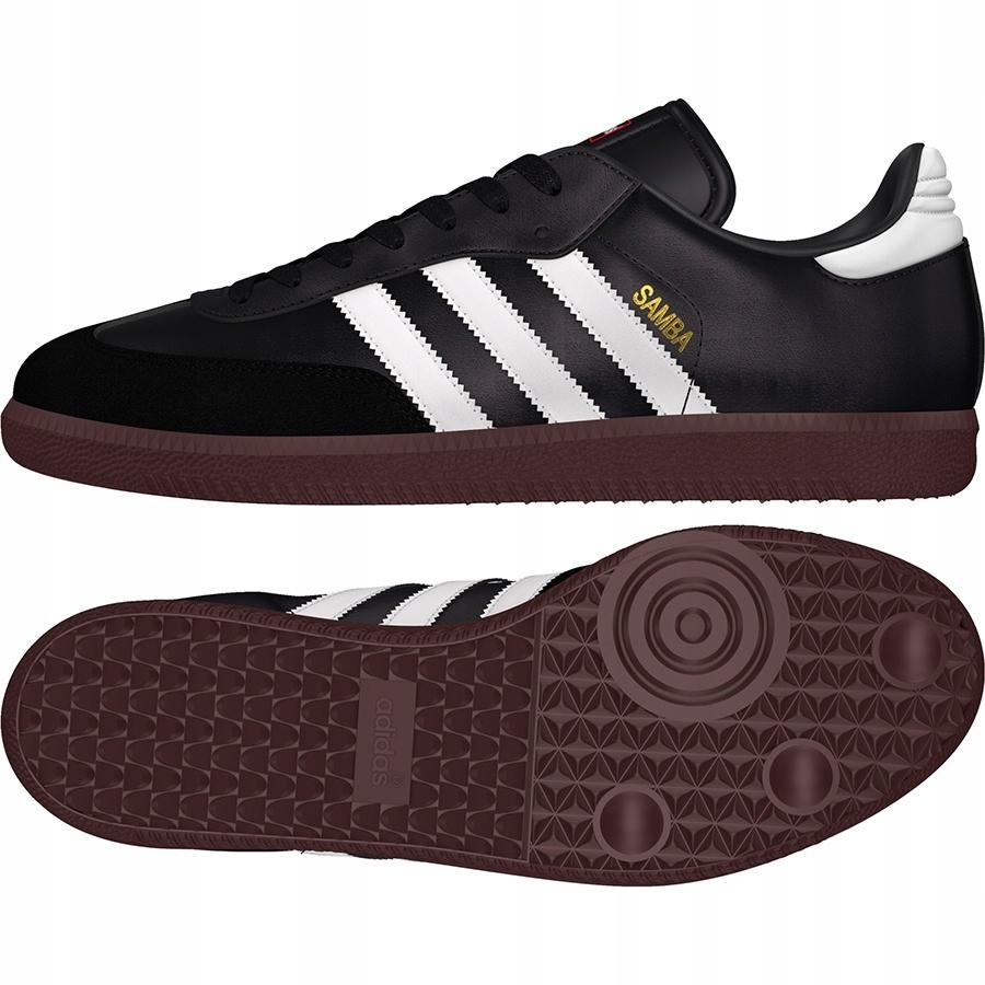 Buty sportowe męskie Adidas Samba Super czarne