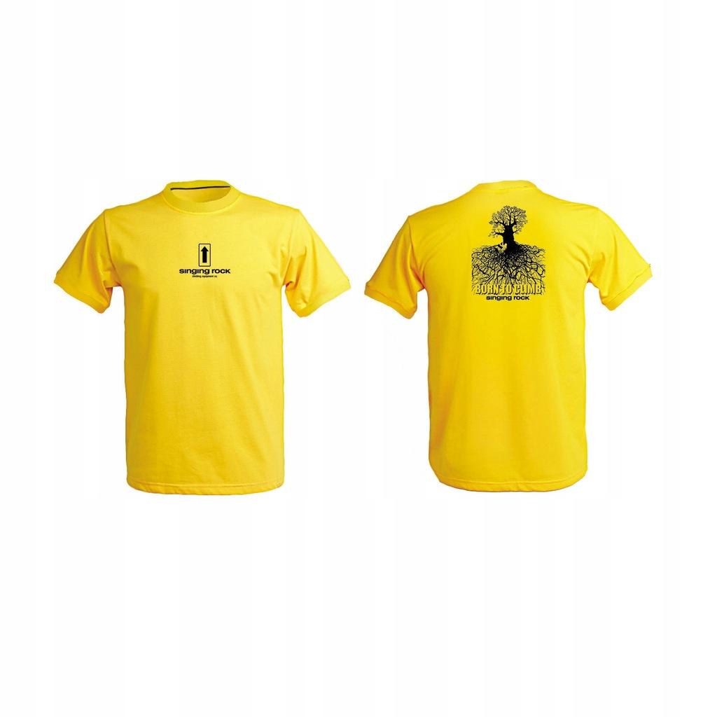 SINGING ROCK Koszulka męska BAMBOO T-SHIRT XL