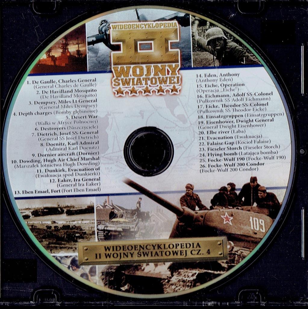 Wideo Encyklopedia II Wojny Światowej 04