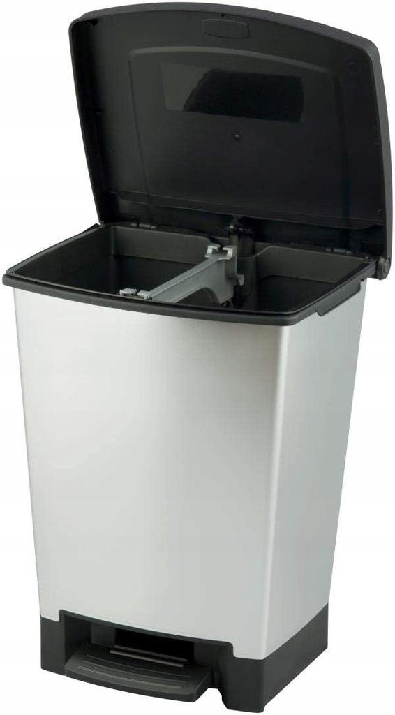 CURVER Kosz na śmieci do segregacji 25l