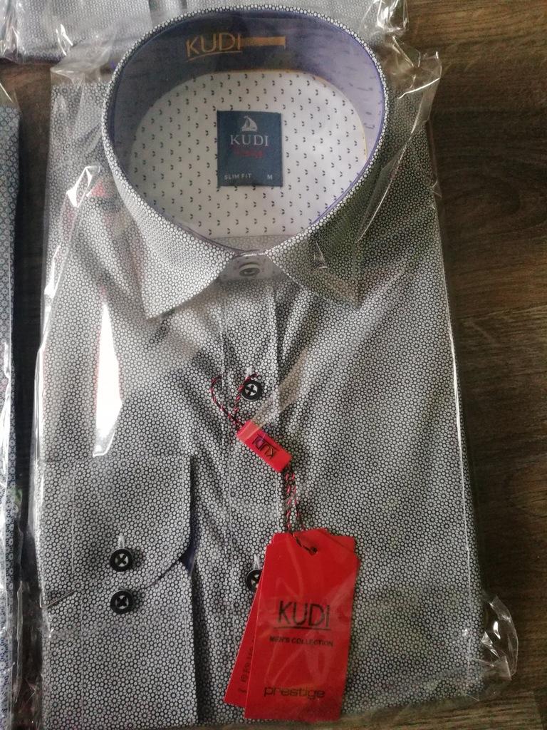 Koszule męskie KUDI 7204117808 oficjalne archiwum Allegro  W3zsy