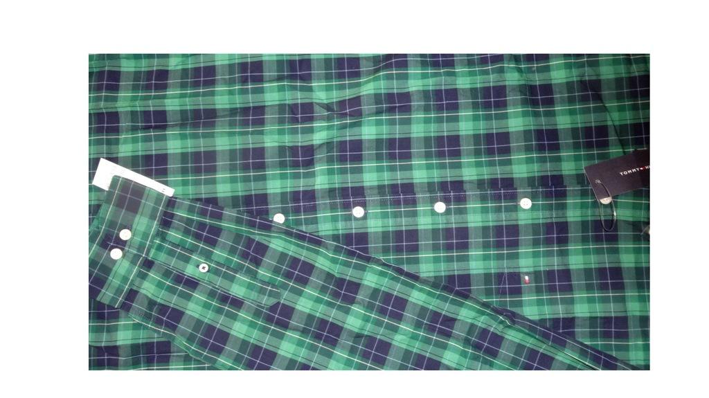 Tommy Hilfiger koszula 138 pod pachą XXXL