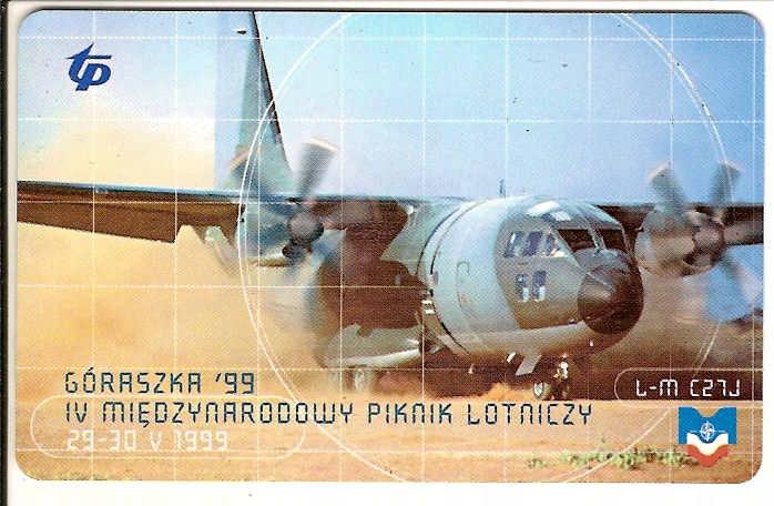 nr 710 - Piknik lotniczy Góraszka 99 - NOWA