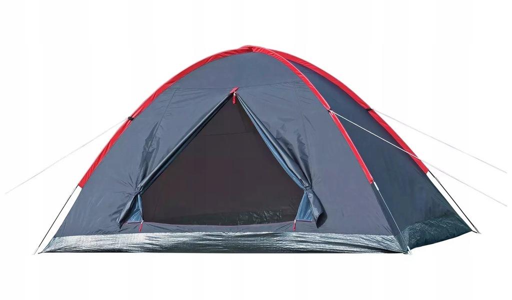 Namiot kempingowy ProAction 5 Man 1 Room K161