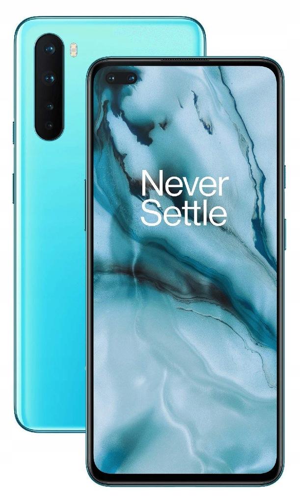 Smartfon OnePlus Nord 12/256GB niebieski