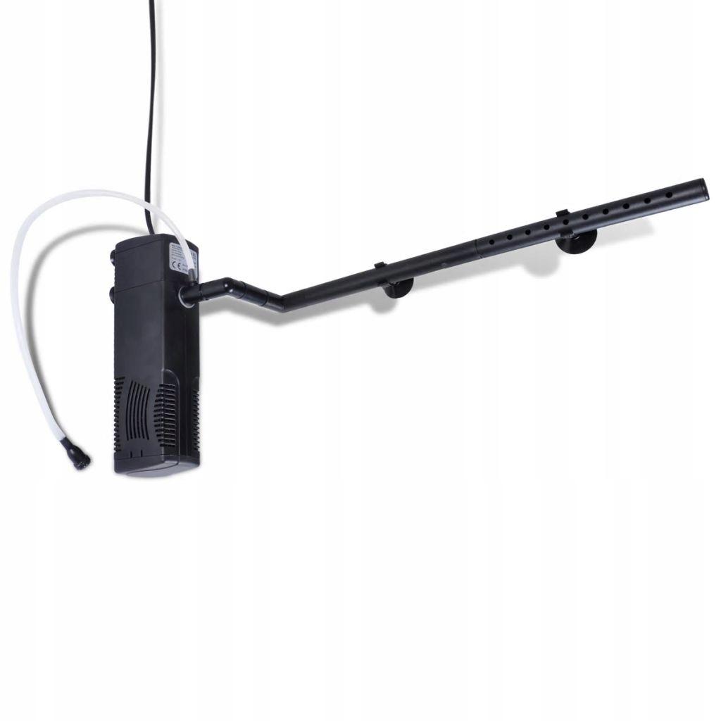 Pompa do akwarium z filtrem węglowym (800 l/h)