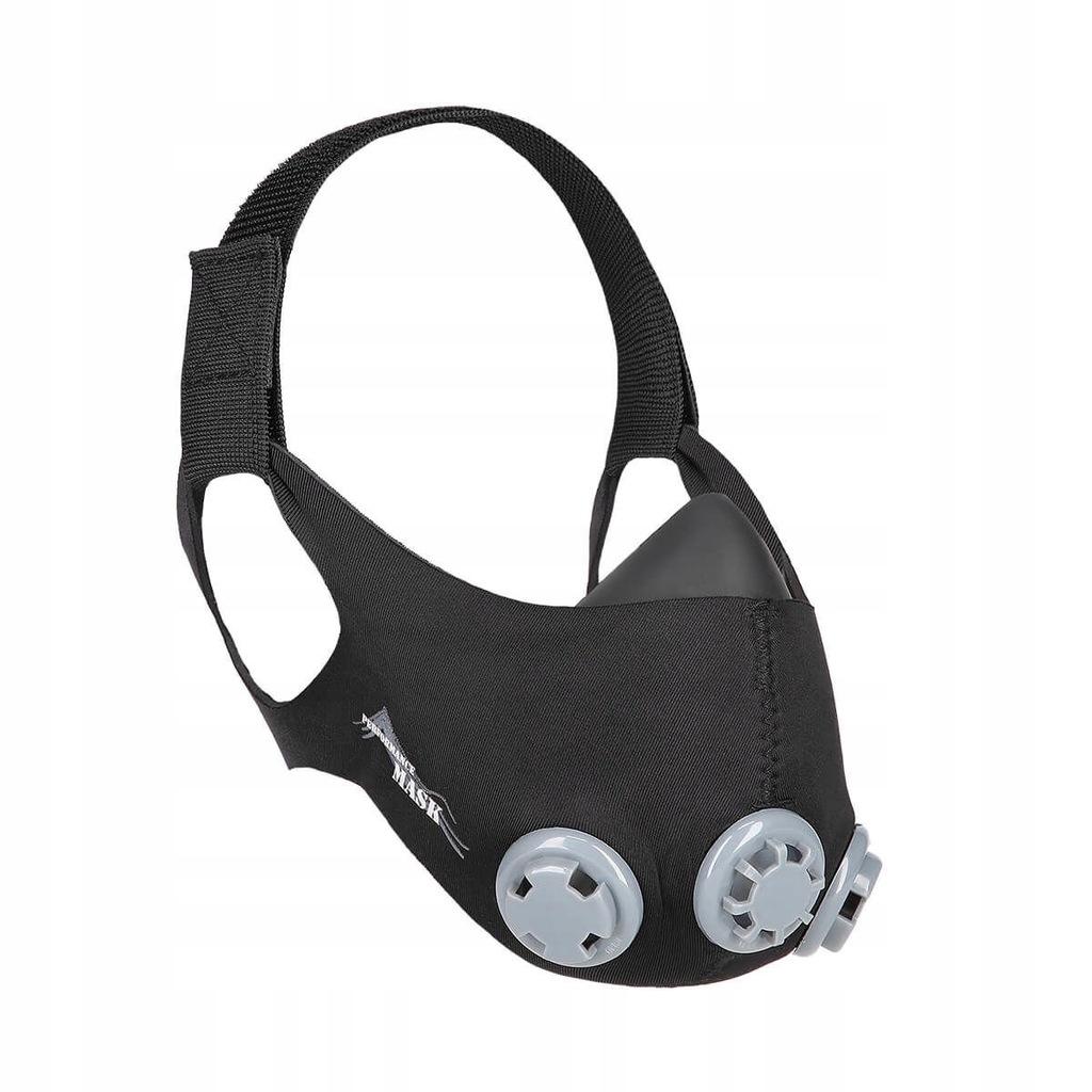 Maska Treningowa , Wydolnościowa S