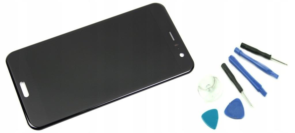 LCD WYŚWIETLACZ DOTYK DIGITIZER HTC U11 SZYBKA