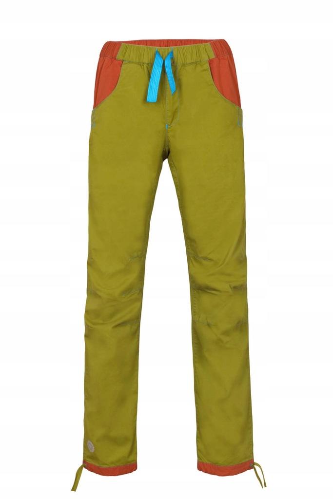 Spodnie wspinaczkowe POHA LADY Milo green M