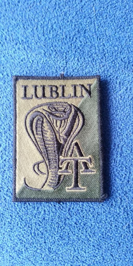 At Lublin bojowa zielona