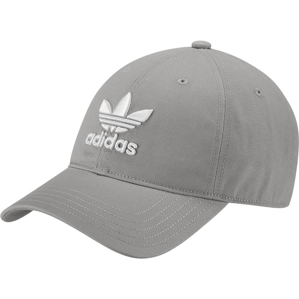 BK7282 CZAPKA BEJSBOLÓWKA ADIDAS TREFOIL CAP