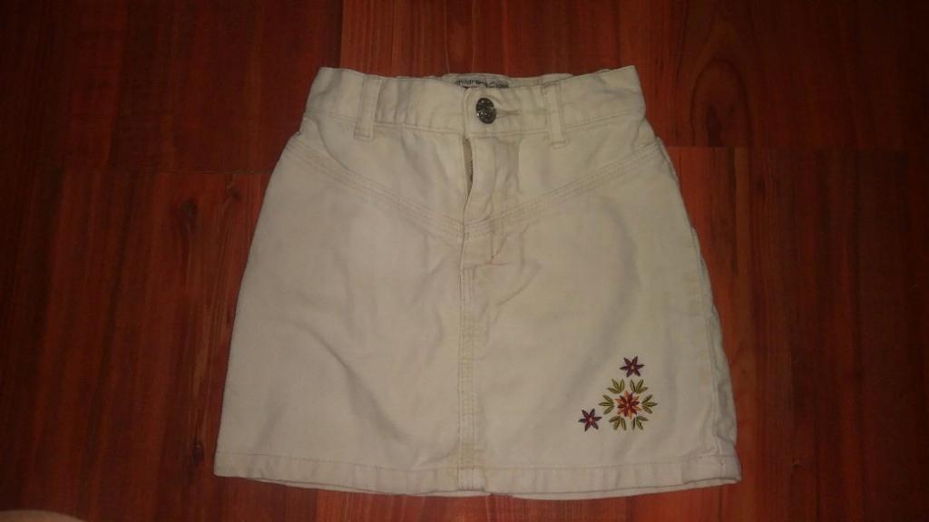 H&m jeansowa spódnica 14