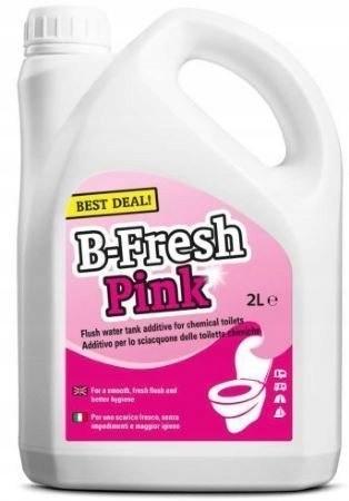 Płyn do toalet Thetford B-Fresh PINK
