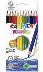 Kredki Acquarell 12 kolorów CARIOCA _____________