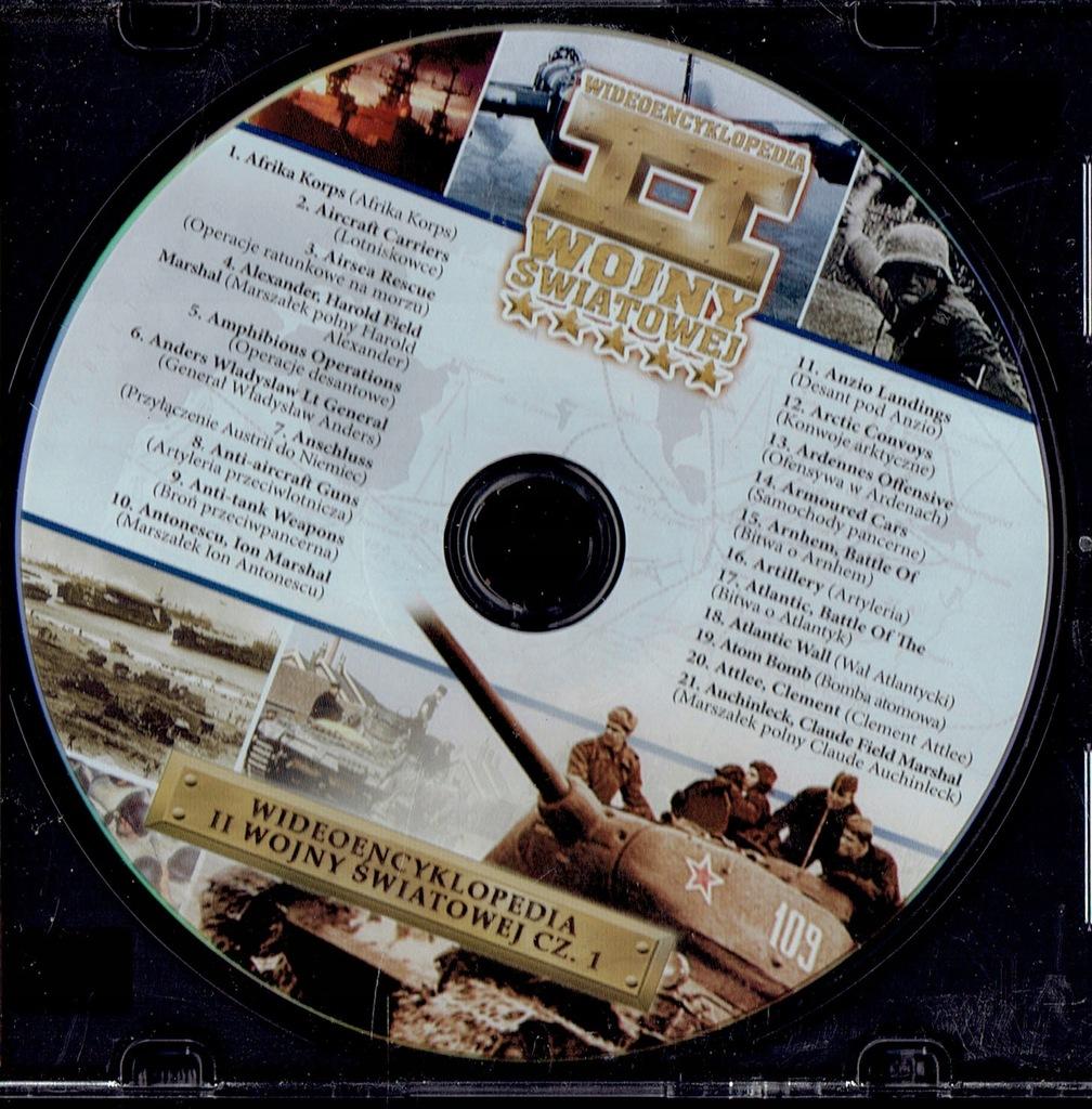Wideo Encyklopedia II Wojny Światowej 01