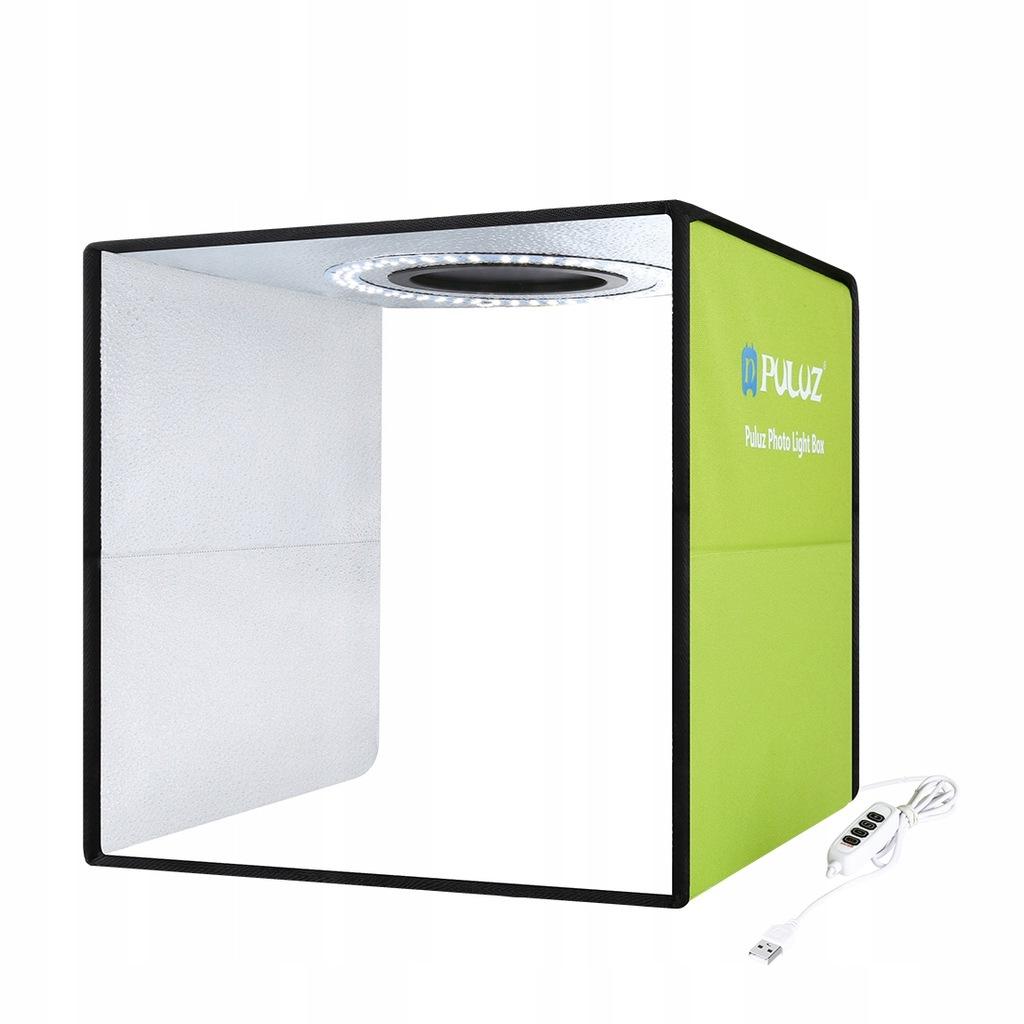 PULUZ Portable Ring Light Studio namiotowe pudełko